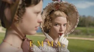 EMMA. - Official Teaser Trailer HD - In Theaters February 21