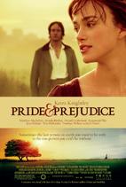 Pride & Prejudice Movie Poster
