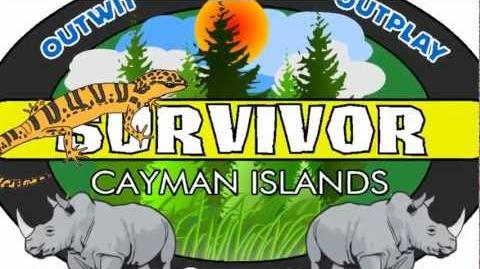 Janelle's Survivor Cayman Islands Original Tribes