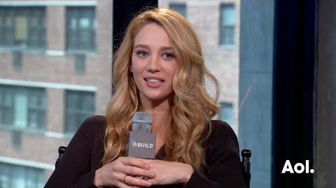 "Yael Grobglas On ""Jane The Virgin"" AOL BUILD"
