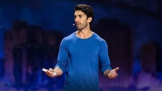 """Why I'm done trying to be """"man enough"""" Justin Baldoni"""