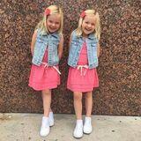 Mia and Ella Allan