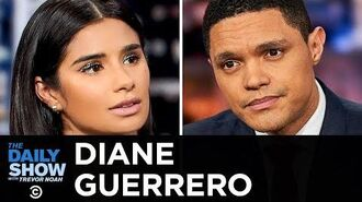"Diane Guerrero - ""Orange Is the New Black"" and Fighting for Immigrant Rights The Daily Show"