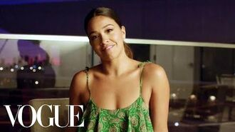 73 Questions With Gina Rodriguez Vogue