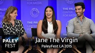 Jane the Virgin at PaleyFest LA 2015 Full Conversation