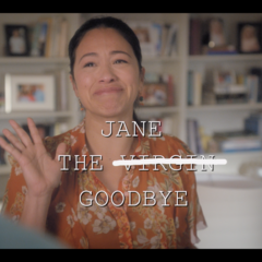 Image result for jane the virgin title card