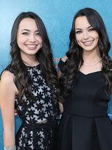 Vanessa & Veronica Merrell