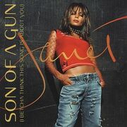 Janet Jackson - Son Of A Gun single cover