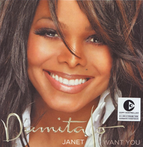 Janet - I Want You single cover