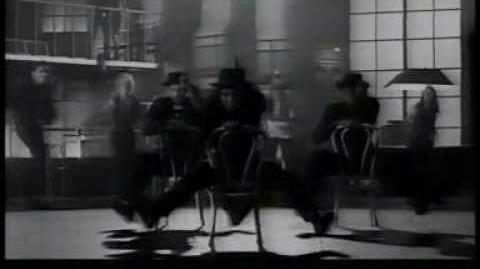 Janet Jackson - Chair Routine