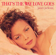 That's the Way Love Goes (Janet Jackson single - cover art)