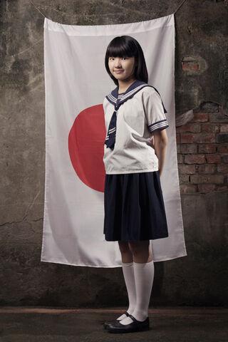 ファイル:High school student during japanese era in taiwan by korbas-d6qmzr8.jpg