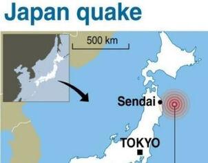 Japan quake map-1-
