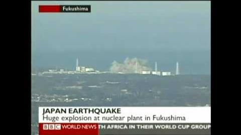 Huge blast at Japan nuclear power plant 2011 03 12