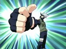Kakashi Thumbs UP