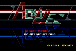 Aquales (Title Screen)