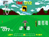 Runner's High PC 9801