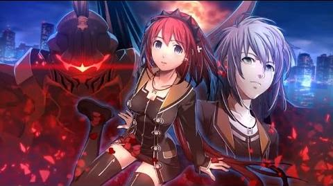 Meikyuu Cross Blood 迷宮クロスブラッド BGM 「Encounter ver.R」