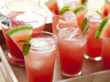 Shochu Watermelon Lemonade