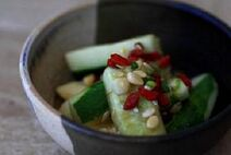 Spicy cucumbers 3
