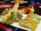 Shrimp and Vegetable Tempura by Elle Bee