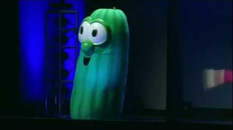 Veggie Tales Live! God Made You Special