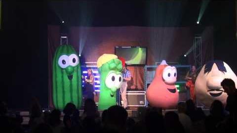 Veggie Tales Live - Potentiality - PA 2012