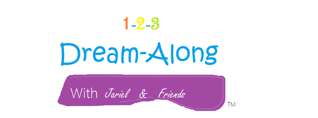 File:1-2-3 Dream Along With Jariel & Friends Logo.png