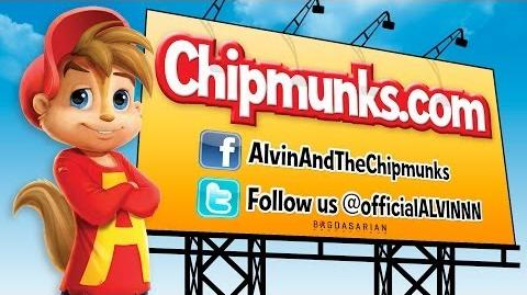 ALVINNN!!! And the Chipmunks Sneak Peek!