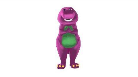 Barney Share 25 million Hugs!