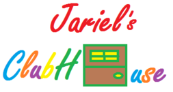 Jariel's Clubhouse Logo