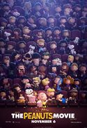 The Peanuts Movie Poster