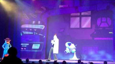 Phineas and Ferb Live Show!