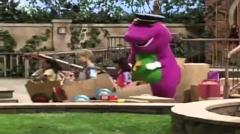 Children Learn From Barney Promo