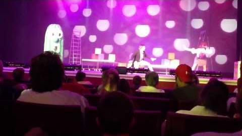 Veggie Tales Live! (Barbara Manatee)