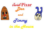 Den and Timmy in the House Logo 1