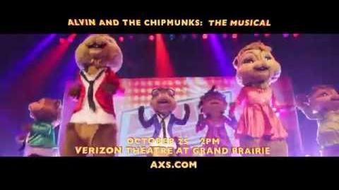 Alvin and the Chipmunks - The Musical!