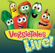 New VeggieTales Live Logo