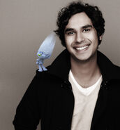 Trolls Kunal Nayyar (Guy Diamond)