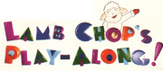 Lamb Chop's Play-Along Logo