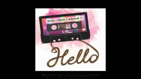 Jasmine V ft. Ryan Leslie - Hello