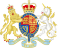 Royal Coat of Arms of the United Kingdom (HM Government)
