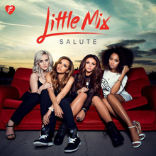 Little Mix Salute (Official Album Cover)