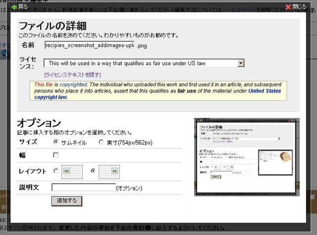 ファイル:Addimages-uploadoptions.png