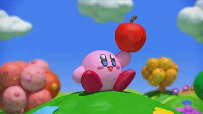 Spotlight-Kirby
