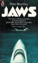 Jaws novel cover2