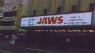 "TBT Sept. 1975 ""Jaws"" Becomes a Summer Blockbuster"