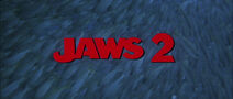 Jaws 2 title