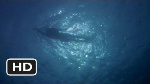 Chrissie's Last Swim - Jaws (1 10) Movie CLIP (1975) HD
