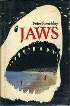 Jaws novel cover UK